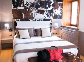 Ambra Cortina Luxury&Fashion Hotel, Cortina d'Ampezzo
