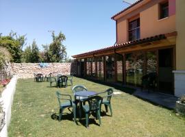 Hornillos Meeting Point (Pilgrim Hostel), Hornillos del Camino (Cabia yakınında)