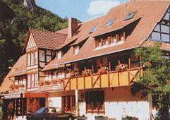 Hotel Forellenfischer, Blaubeuren (Schelklingen yakınında)