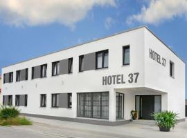 Hotel 37, Altdorf (Linden yakınında)