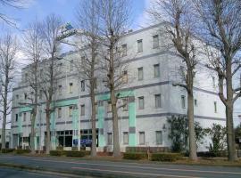 Hotel New Takahashi Kouyadai, Tsukuba (Joso yakınında)