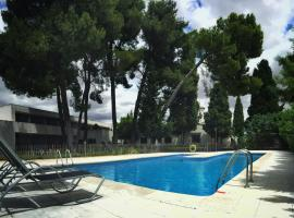 Hotel & Spa La Salve, Torrijos (Barcience yakınında)