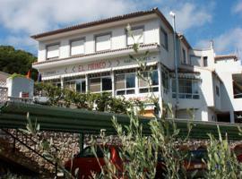 Pensión El Pirineo, Confrides (Alcoleja yakınında)