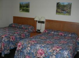 Hotel Motel Arnold, Woburn (Notre-Dame-Des-Bois yakınında)