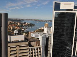 North Sydney Fully Self Contained Modern 2 Bed Apartment (2207BER), Sidney (North Sydney yakınında)