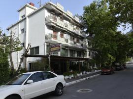 Hotel Rex Politi, Loutra Ipatis (рядом с городом Ipáti)