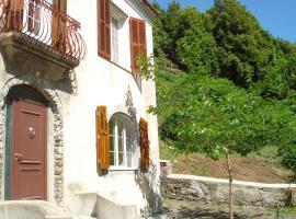Casa Defranchi, Sant Andrea di Bozio (рядом с городом Alzi)
