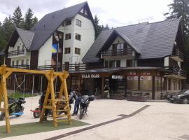 Hotel Villa Ugar, Vlasic