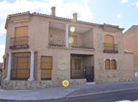 Casa Mili, Azucaica (Mocejón yakınında)