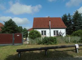 Ferienhaus Lotti, Tornow (Zehdenick yakınında)