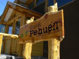 Ruca Pehuen Eco-Lodge De Montaña, Caviahue