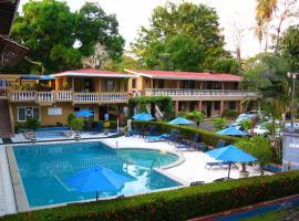 Hotel Carara, Tárcoles (El Sur yakınında)