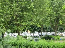 Camping Val de Boutonne, Saint-Jean-d'Angély (рядом с городом Le Pin-Saint-Denis)