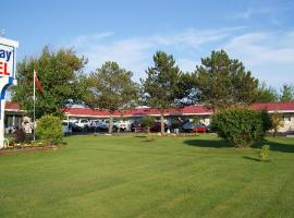 Blue Jay Motel, Peterborough
