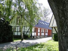 Dyssegaard B&B, Skallerup (Ornebjerg yakınında)