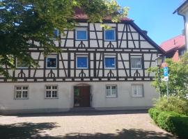 Alt Fischbach Ferienwohnung, Friedrichshafen (Fischbach yakınında)