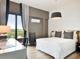 Hotel Acta Madfor, Madridas