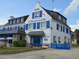 La Chaumiere de la Mer, Sarzeau (рядом с городом Penvins)