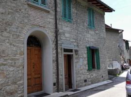 Casa al Bosco, Tosi