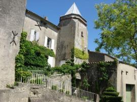 Château de Bouilhonnac, Bouilhonnac (рядом с городом Villalier)