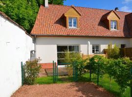Whitley cottage, Condette (рядом с городом Écault)