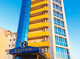 Reston Hotel & Spa, Улан-Удэ