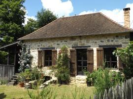 Cottage in Dordogne, Château-Chervix (рядом с городом Magnac-Bourg)