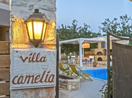 Villa Camellia, Аципопуло