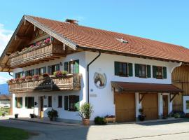 Ferienwohnung Erhard, Schönberg (Blizu: Böbing)