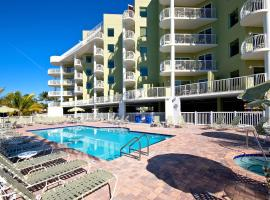 Crystal Palms Beach Resort, St Pete Beach