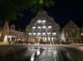 Hotel am Schrannenplatz, Memmingen