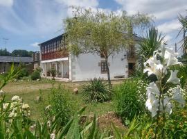 Casa Grande de Anllo, Систальо