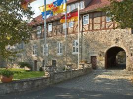 Burg Warberg, Warberg (Helmstedt yakınında)