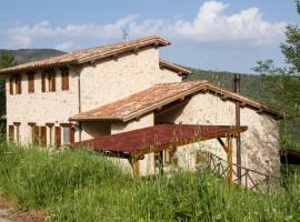 Casale Coccinella, Preci (Frontignano di Ussita yakınında)