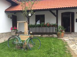 Guest House Huty, Jimramov (Korouhev yakınında)