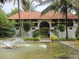 Ayurvedagram Heritage Wellness Center, Бангалор (рядом с городом Mālūr)