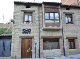 Casa Rural Kandela Etxea, La puebla de Labarca  (Fuenmayor yakınında)