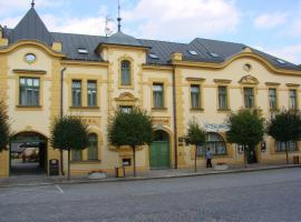 Pivovarský Hotel, Kojetín (Zlobice yakınında)