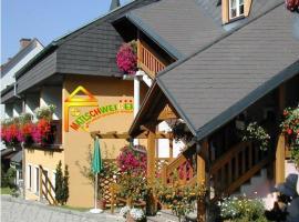 Bio-Bauernhof-Hotel Matlschweiger, Lassing (Oppenberg yakınında)