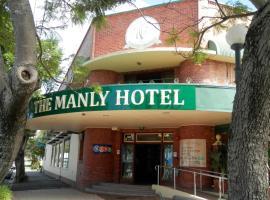 Manly Hotel, Brisbane (Lytton yakınında)