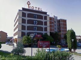 Hotel Europa, Rosate (Gudo Visconti yakınında)