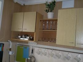 Apartments on Naberezhnaya, Uvil'dy