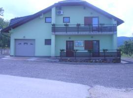 Green apartment Plitvice, Раковица (рядом с городом Ириновац)