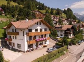 Hotel Garni Ruscel, Santa Cristina in Val Gardena