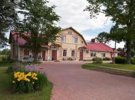 Kartano Hostel, Kokemäki