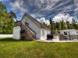 Villa Blanche, Tofta (in de buurt van Västergarn)