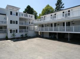 Eagle House Motel, Rockport