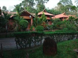 Tripvillas @ Mannaas Veedu -Countryside Home Stay, Pathanāmthitta (рядом с городом Adūr)