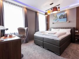 Stay-Inn Boardinghouse