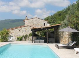 Villa Côte d'Azur, Châteauneuf